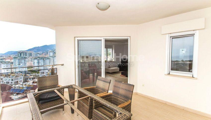 Appartements confortables et abordables dans un quartier populaire de Cikcilli, Alanya interior - 9