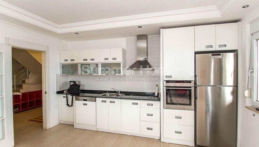 Appartements confortables et abordables dans un quartier populaire de Cikcilli, Alanya interior - 13
