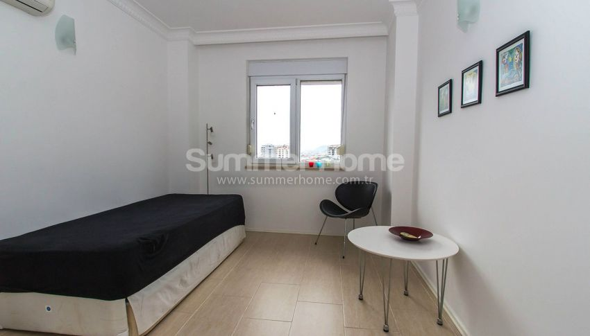 Appartements confortables et abordables dans un quartier populaire de Cikcilli, Alanya interior - 14