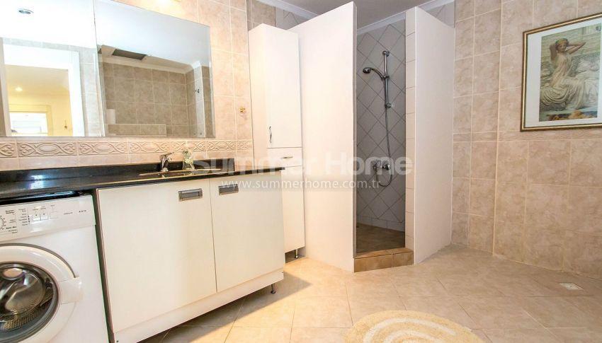 Appartements confortables et abordables dans un quartier populaire de Cikcilli, Alanya interior - 16