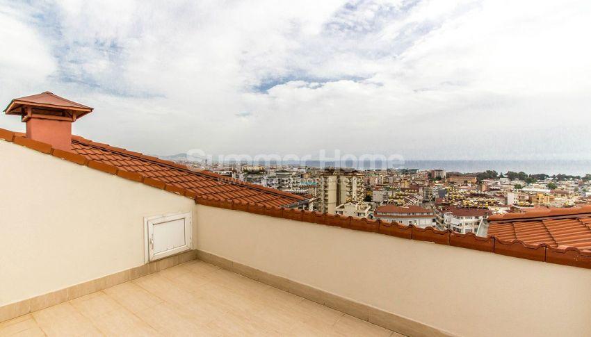 Appartements confortables et abordables dans un quartier populaire de Cikcilli, Alanya interior - 19