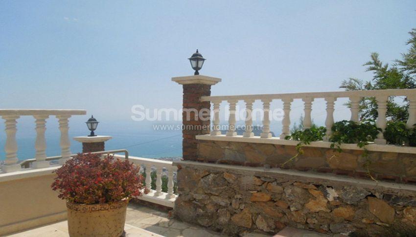 阿拉尼亚贝克塔斯(Bektas)的家具齐全的泳池海景别墅 general - 2