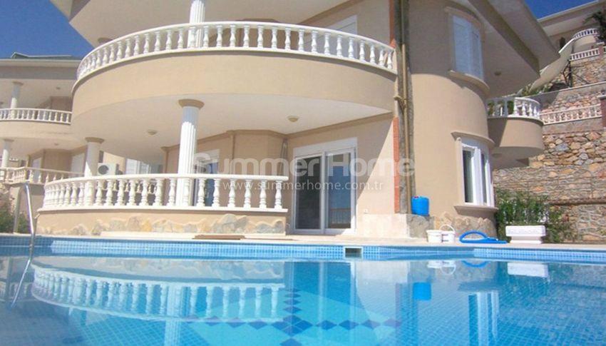 阿拉尼亚贝克塔斯(Bektas)的家具齐全的泳池海景别墅 general - 3