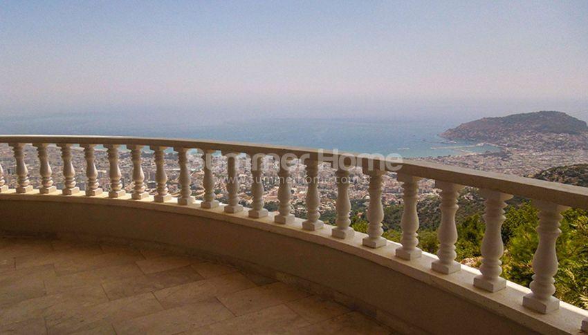 阿拉尼亚贝克塔斯(Bektas)的家具齐全的泳池海景别墅 interior - 9