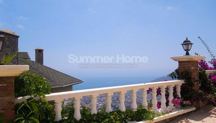 阿拉尼亚贝克塔斯(Bektas)的家具齐全的泳池海景别墅 interior - 14