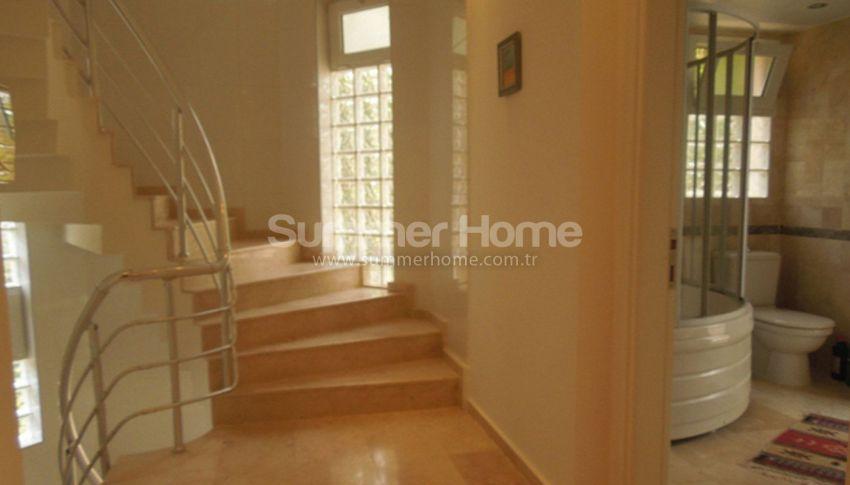 阿拉尼亚贝克塔斯(Bektas)的家具齐全的泳池海景别墅 interior - 20