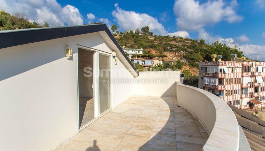 阿拉尼亚特佩(Tepe)山坡的带私人泳池的宽敞别墅 interior - 15