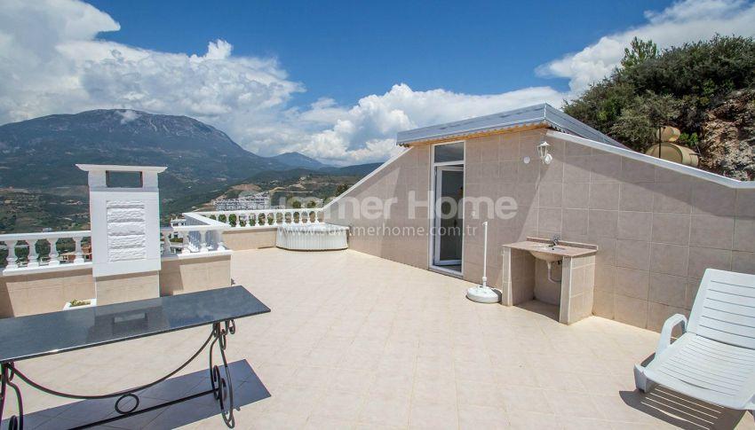 阿拉尼亚卡吉科克(Kargicak) 山上的美景别墅,带家具 interior - 14