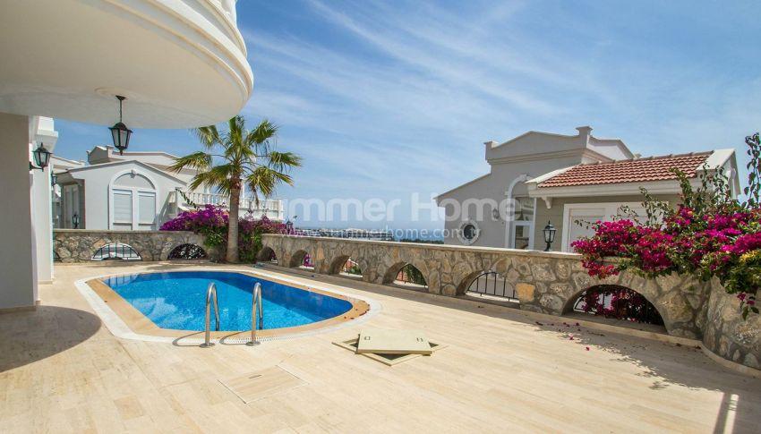 Villas de luxe entièrement meublées dans la zone verte à Konakli, Alanya general - 1