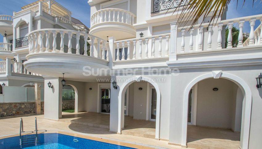 Villas de luxe entièrement meublées dans la zone verte à Konakli, Alanya general - 4