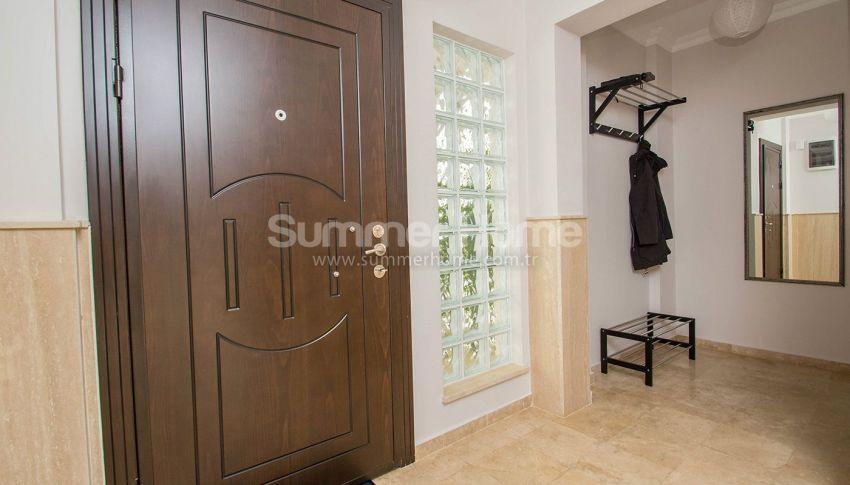 Villas de luxe entièrement meublées dans la zone verte à Konakli, Alanya interior - 17