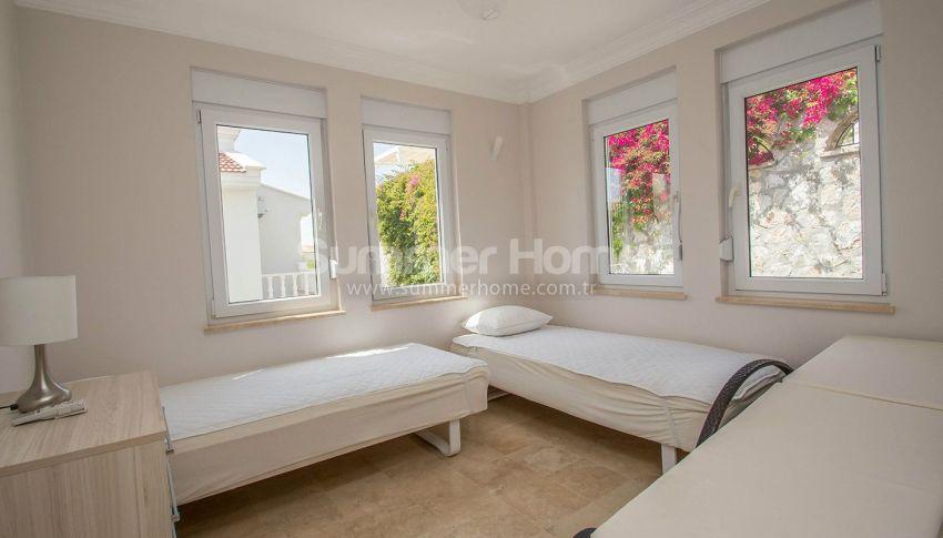 Villas de luxe entièrement meublées dans la zone verte à Konakli, Alanya interior - 31