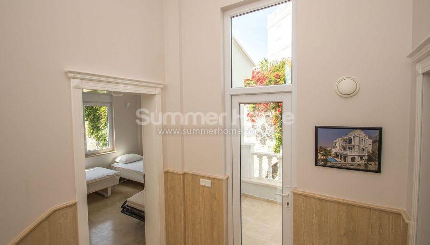 Villas de luxe entièrement meublées dans la zone verte à Konakli, Alanya interior - 33