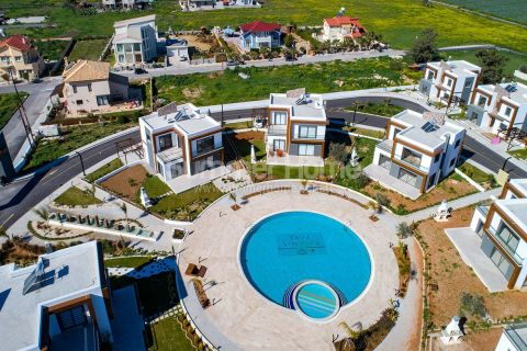 Luxury Detached Villas with Elegant Design by the Sea in Northern Cyprus