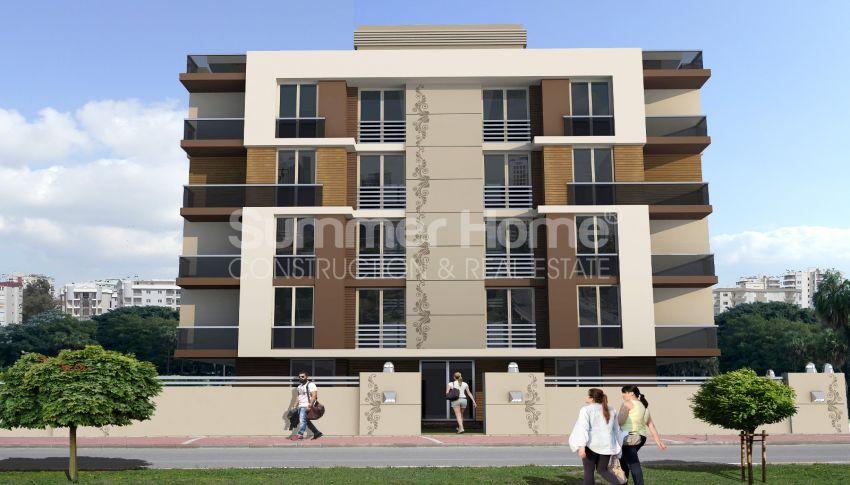 靠近安塔利亚孔亚阿鲁提(Konyaalti)海滩的舒适特色公寓 general - 1