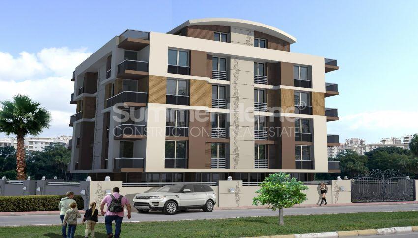 靠近安塔利亚孔亚阿鲁提(Konyaalti)海滩的舒适特色公寓 general - 2