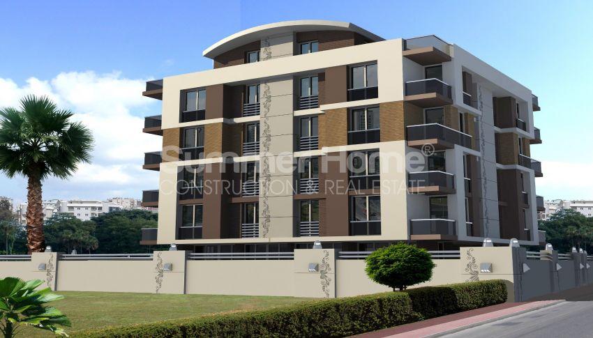 靠近安塔利亚孔亚阿鲁提(Konyaalti)海滩的舒适特色公寓 general - 3