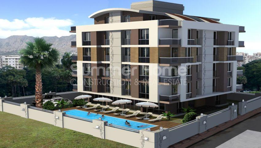 靠近安塔利亚孔亚阿鲁提(Konyaalti)海滩的舒适特色公寓 general - 4