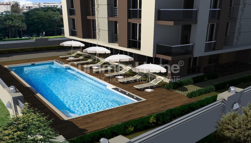 靠近安塔利亚孔亚阿鲁提(Konyaalti)海滩的舒适特色公寓 general - 5