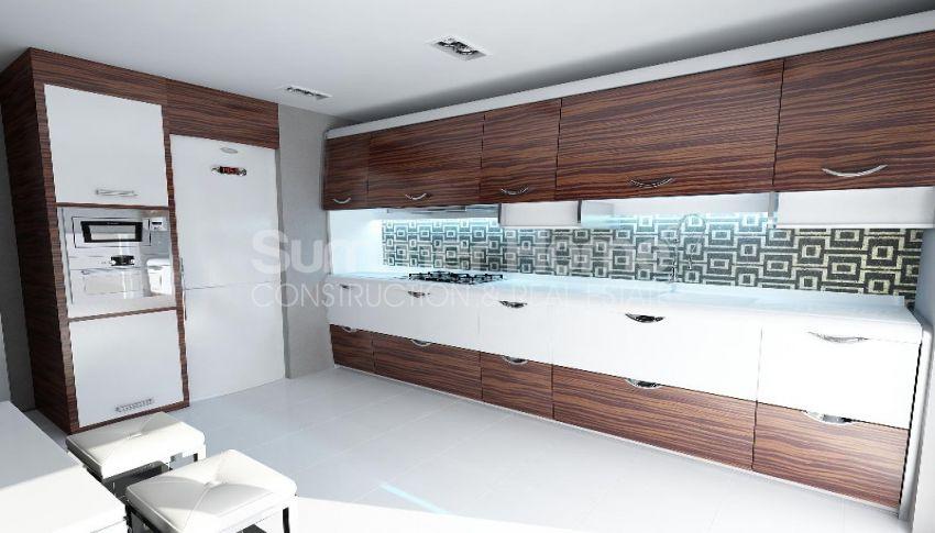 靠近安塔利亚孔亚阿鲁提(Konyaalti)海滩的舒适特色公寓 interior - 15
