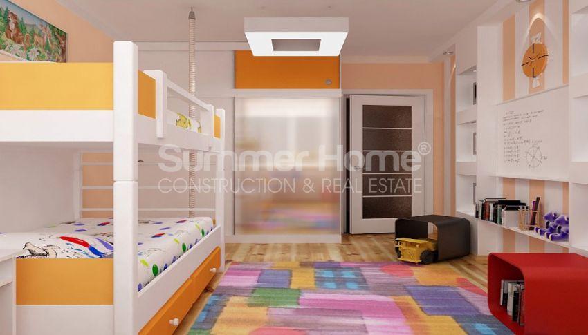 靠近安塔利亚孔亚阿鲁提(Konyaalti)海滩的舒适特色公寓 interior - 6