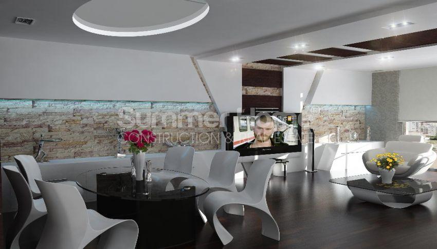 靠近安塔利亚孔亚阿鲁提(Konyaalti)海滩的舒适特色公寓 interior - 8