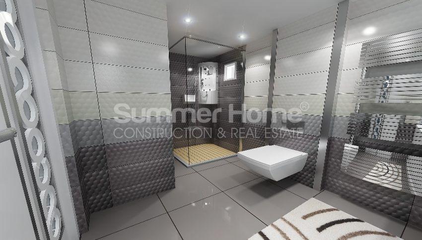 靠近安塔利亚孔亚阿鲁提(Konyaalti)海滩的舒适特色公寓 interior - 12
