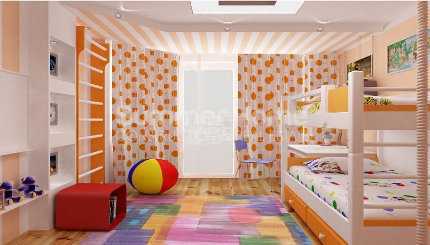 靠近安塔利亚孔亚阿鲁提(Konyaalti)海滩的舒适特色公寓 interior - 13