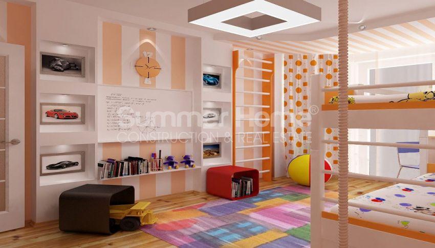 靠近安塔利亚孔亚阿鲁提(Konyaalti)海滩的舒适特色公寓 interior - 14