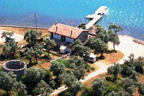 Amazing Country Style Villa on the Beach in Bodrum