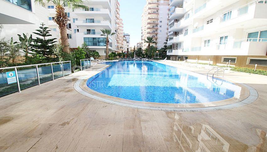 阿拉尼亚马赫穆特拉尔(Mahmutlar)的设施齐全的宽敞公寓 general - 1