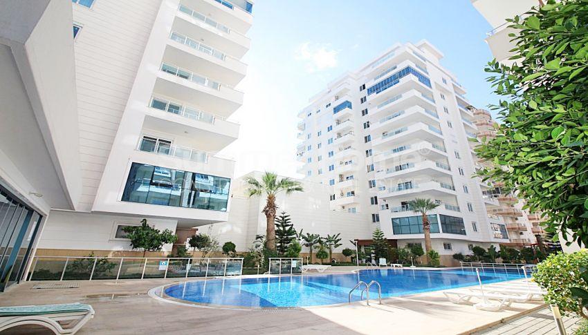 阿拉尼亚马赫穆特拉尔(Mahmutlar)的设施齐全的宽敞公寓 general - 2