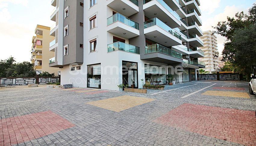 拥有美丽的安塔利亚阿拉尼亚南部景色的舒适的度假公寓 general - 1