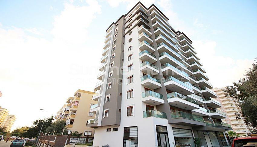 拥有美丽的安塔利亚阿拉尼亚南部景色的舒适的度假公寓 general - 2