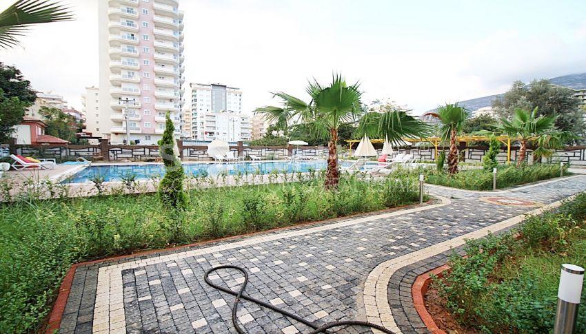 拥有美丽的安塔利亚阿拉尼亚南部景色的舒适的度假公寓 general - 5