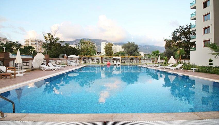 拥有美丽的安塔利亚阿拉尼亚南部景色的舒适的度假公寓 general - 7