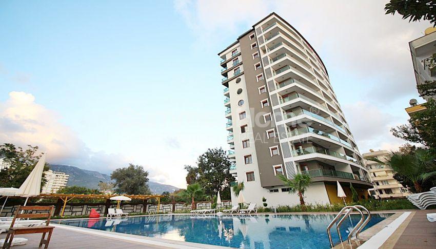 拥有美丽的安塔利亚阿拉尼亚南部景色的舒适的度假公寓 general - 8