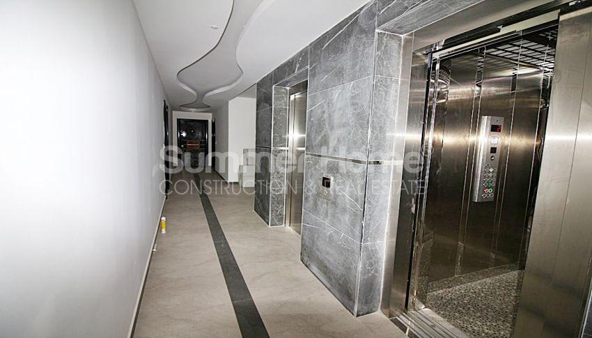 拥有美丽的安塔利亚阿拉尼亚南部景色的舒适的度假公寓 interior - 10