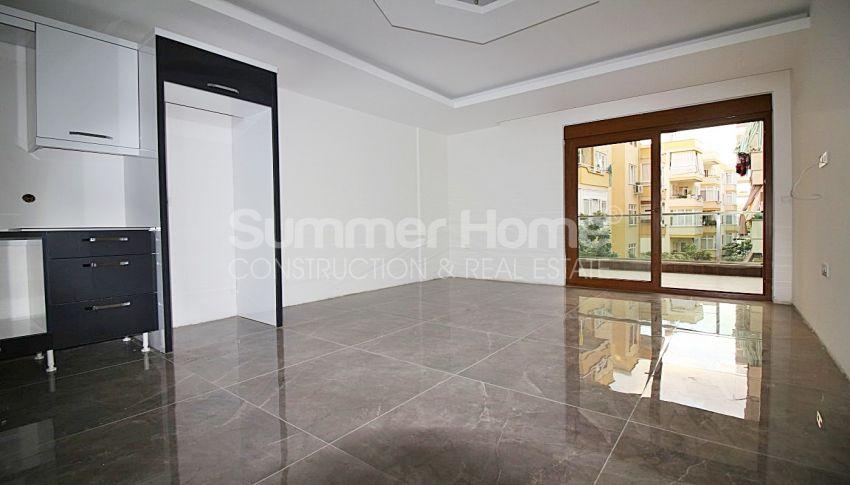 拥有美丽的安塔利亚阿拉尼亚南部景色的舒适的度假公寓 interior - 11