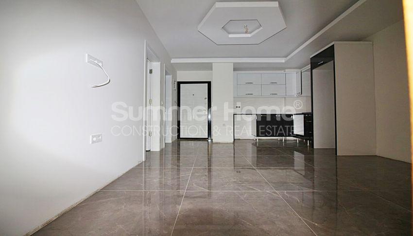 拥有美丽的安塔利亚阿拉尼亚南部景色的舒适的度假公寓 interior - 14