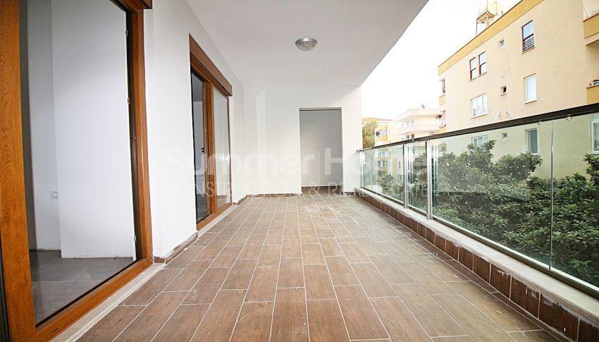 拥有美丽的安塔利亚阿拉尼亚南部景色的舒适的度假公寓 interior - 18