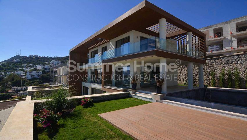 令人惊叹的土耳其博德鲁姆的带私人泳池的豪华海景别墅 general - 1