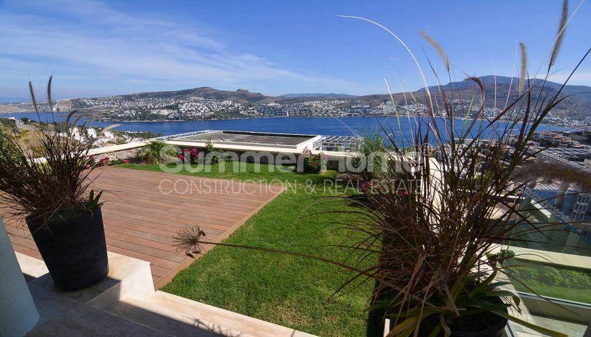 令人惊叹的土耳其博德鲁姆的带私人泳池的豪华海景别墅 general - 2