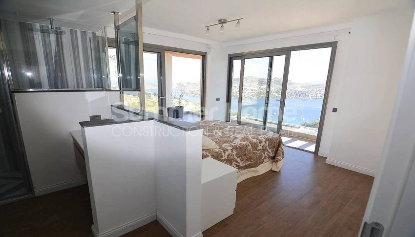 令人惊叹的土耳其博德鲁姆的带私人泳池的豪华海景别墅 interior - 7