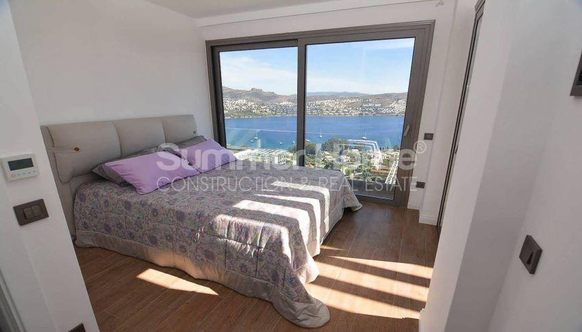令人惊叹的土耳其博德鲁姆的带私人泳池的豪华海景别墅 interior - 15