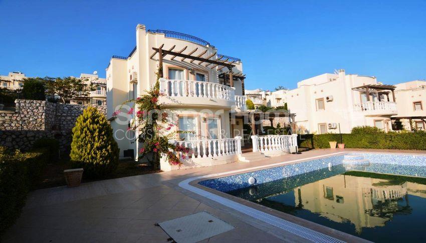 邻近土耳其博德鲁姆机场的带私人海滩的独立别墅 general - 6