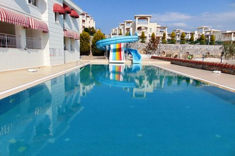 Detached Villa Close to Airport with Private Beach in Bodrum