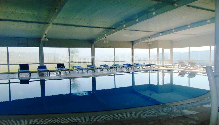 邻近土耳其博德鲁姆机场的带私人海滩的独立别墅 interior - 9