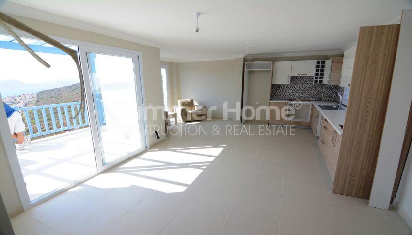 土耳其博德鲁姆的全新海景公寓,拥有理想的地理位置 interior - 7