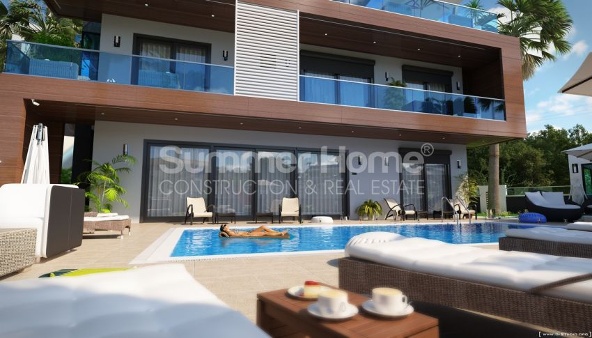 Summer Bliss Villas with Beautiful View in Alanya general - 2